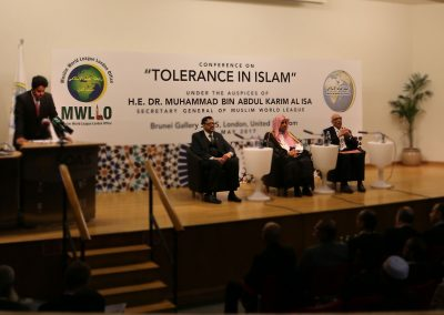 Conference – Tolerance in Islam