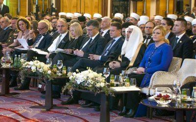 رئيسة كرواتيا تفتتح مؤتمر رابطة العالم الإسلامي: فرصة مهمة لنتقاسم القيم والمعارف