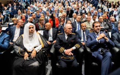  الرابطة توضح بأن تصريحها لادارة المراكز الإسلامية ينصب على التنسيق مع الحكومات حيال تمثيل الجالية الإسلامية فيها بما يضمن إسهام (الاعتدال الديني) ووفق الأنظمة