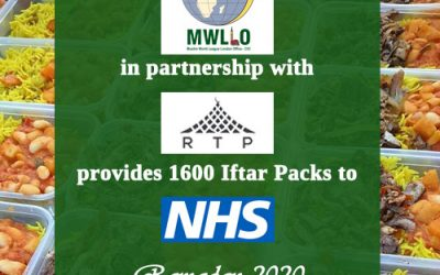 Ramadan 2020 – MWLLO Iftar Packs